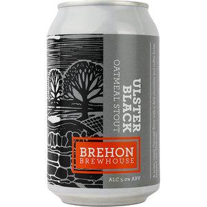 Brehon Brewhouse Ulster Black Blik
