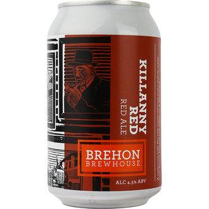 Brehon Brewhouse Killanny Red Blik