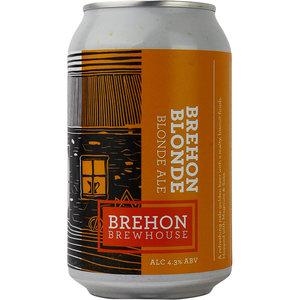Brehon Brewhouse Brehon Blonde Blik