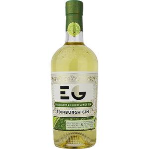 Edinburgh Gin Gooseberry & Elderflower Gin 70cl