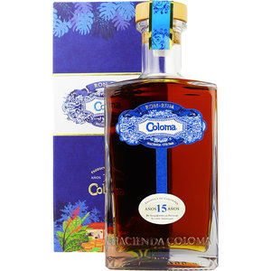 Coloma 15 Years 70cl