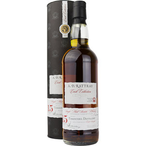Tomintoul 15 Years A.D. Rattray 70cl