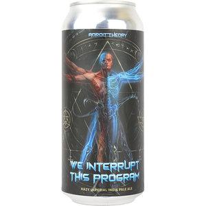 Adroit Theory We Interrupt This Program Blik