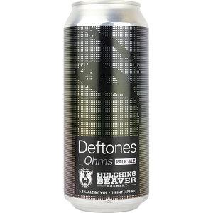 Belching Beaver Deftones Ohms Pale Ale Blik
