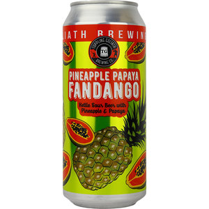 Toppling Goliath Pineapple Papaya Fandango Blik