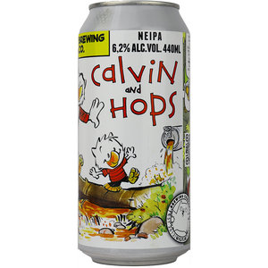 Uiltje Calvin and Hops Blik
