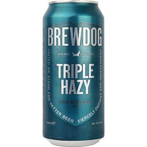 Brewdog Triple Hazy Blik