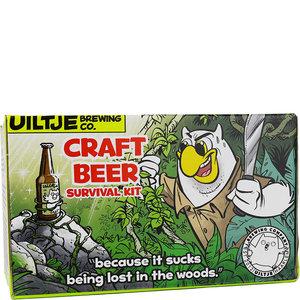 Bierpakket Uiltje Survival Kit