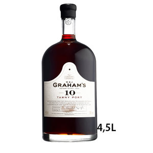 Graham's 10 Years Tawny Port 450cl