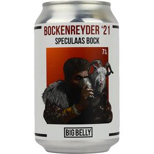 Big Belly Bockenreyder 2021 Blik