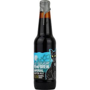 Rebrew Cat Sith 2021 Imperial Scotch Ale Rum BA