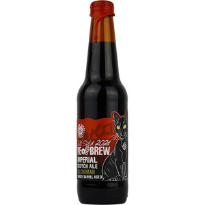 Rebrew Cat Sith 2021 Imperial Scotch Ale Kilchoman BA