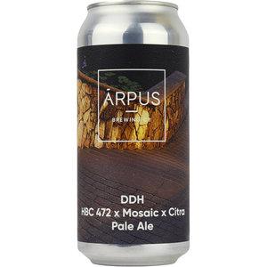 Arpus DDH HBC472 x Mosaic x Citra Pale Ale Blik