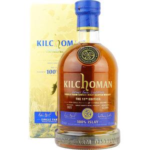 Kilchoman 100% Islay 2021 Limited Edition 70cl