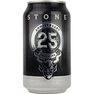 Stone 25th Anniversary Triple IPA Blik
