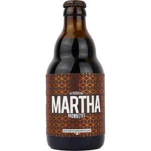 Martha Brown Eyes