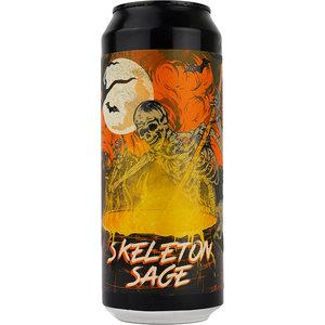 Selfmade Skeleton Sage Blik