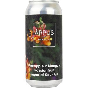 Arpus Pineapple x Mango x Passionfruit Imperial Sour Ale Blik