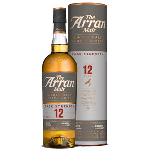 Arran 12 Years Old Cask Strength 70cl