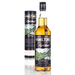 Hamiltons Highland 70cl