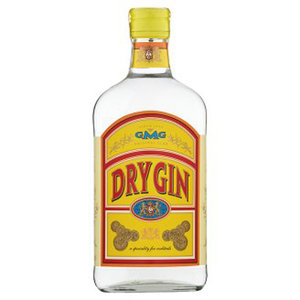 GMG London Dry Gin 70cl