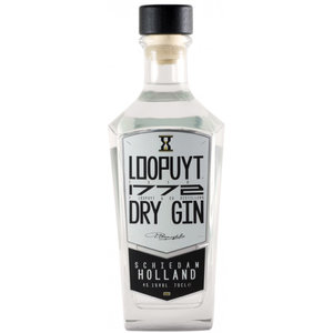 Loopuyt 1772 Dry Gin 70cl