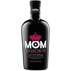 MOM God Save The Gin 70cl