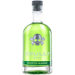Skully Smooth Wasabi Gin 70cl