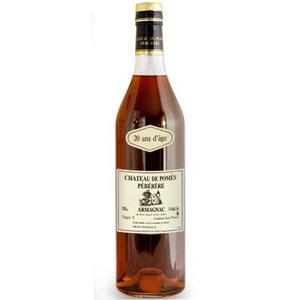 Armagnac Ch. de Pomès Pébérère 20 Ans 70cl