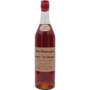 Domaine Le Basque Armagnac Folle Blanche 1997 70cl