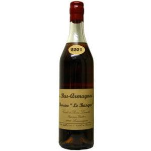 Domaine Le Basque Armagnac 2001 70cl
