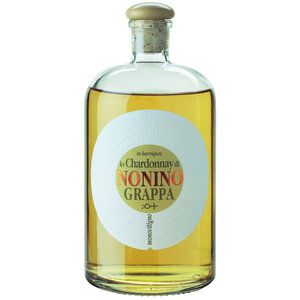 Nonino Grappa Chardonnay Barrique 70cl