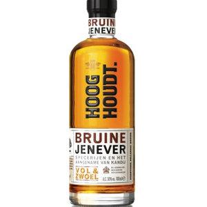 Hooghoudt Bruine Jenever 70cl