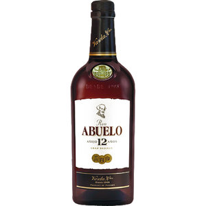 Abuelo 12 Year 70cl