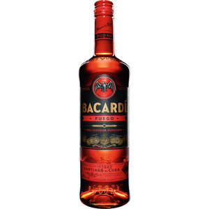 Bacardi Fuego 100cl