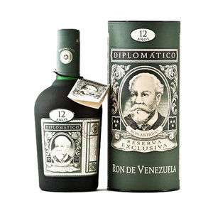 Diplomatico 12 years Reserva Exclusiva 70cl