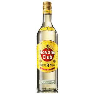 Havana Club Anejo 3 Years 70cl