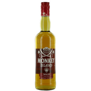 Monkey Island Spiced Gold 70cl