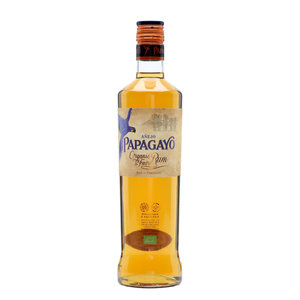 Papagayo Organic Golden Fairtrade Rum 70cl