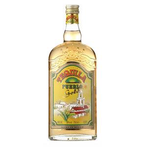 Pueblo Tequila Gold 70cl