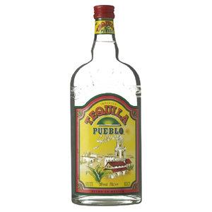 Pueblo Tequila Silver 70cl