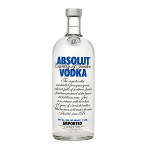 Absolut Vodka 100cl