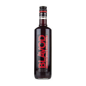 Blavod Pure Black Vodka 50cl
