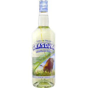 Grasovka Bison Grass Vodka 70cl