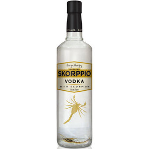 Skorppio Vodka 70cl