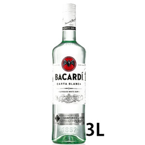 Bacardi Carta Blanca Superior 300cl
