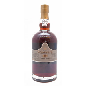 Grahams 40 Years Old Tawny Port 75cl