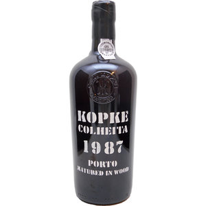 Kopke Colheita 1987 75cl