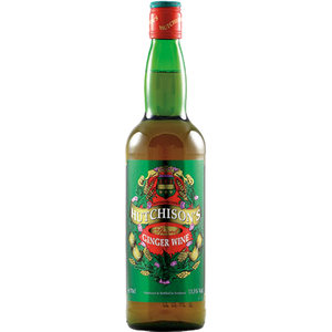 Hutchison`s Ginger Wine 70cl