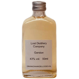 Sample Lost Distillery Gerston 50ml